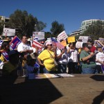 Oct 5 Immigration Rally